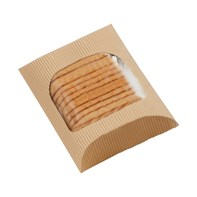 Square Hot Pillow Pack | Select Catering Solutions Ltd