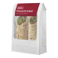 White Window Tortilla Bag