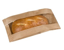 Artisan Kraft Window Bag | Select Catering Solutions Ltd