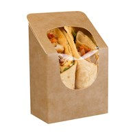 Natural Self Seal Tortilla Pack | Select Catering Solutions Ltd