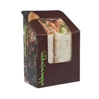 Woodland Design Self Seal Tortilla Pack