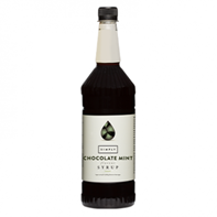 Simply Chocolate Mint Syrup 1L | Select Catering Solutions Ltd