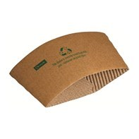 8/9oz Kraft Coffee Clutch Qty 1000 | Select Catering Solutions Ltd