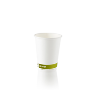 7oz Hot and Cold PLA Compostable Cup | Select Catering Solutions