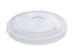 16-20oz rPET Flat Lid No Hole | Select Catering Solutions Ltd