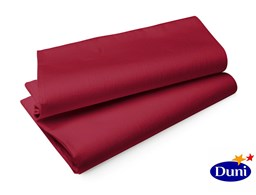 Slipcover Evolin 110x110 Bordeaux Qty 50 | Select Catering Solutions Ltd
