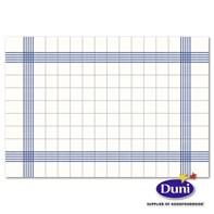 38x54cm Premium Towel Napkin Blue   Select Catering Solutions Ltd