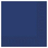 40cm 2ply Napkin Indigo | Select Catering Solutions Ltd