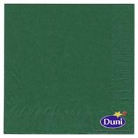 40cm 3ply Dark Green Napkin | Select Catering Solutions Ltd