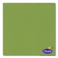 40cm Dunisoft Herbal Green Napkin | Select Catering Solutions Ltd