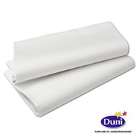 Tablecover Evolin 127x220 White | Select Catering Solutions Ltd