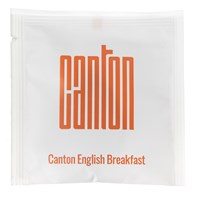 Canton Wrapped English Breakfast Pyramid Tea Bags | Select Catering Solutions Ltd