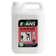 Everfresh Pot Pouri Perfumed Toilet & Washroom Cleaner 2x5L | Select Catering Solutions Ltd