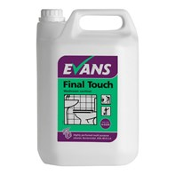 Final Touch Washroom Sanitiser 2x5L | Select Catering Solutions Ltd