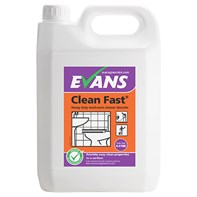 Clean Fast Washroom Cleaner 5L | Select Catering Solutions Ltd