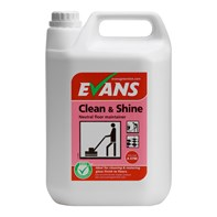 Clean & Shine Perfumed Floor Maintainer 2x5L | Select Catering Solutions Ltd