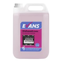 Evans Dishwash Extra 2x5L | Select Catering Solutions Ltd