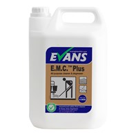 E.M.C. Safety Floor Cleaner 2x5L | Select Catering Solutions Ltd
