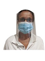 Disposable Face Screen | Select Catering Solutions Ltd
