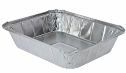 1/2 Gastro Foil Tray - 70mm Deep | Select Catering Solutions Ltd