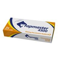 Wrapmaster Baking Parchment  45cm 3x50m
