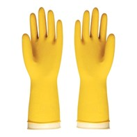 Marigold Gloves Yellow, Medium | Select Catering Solutions Ltd