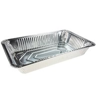 Full Size Gastronorm Foil Tray Qty 50   Select Catering Solutions Ltd