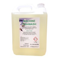 Auto Dishwasher Liquid Qty 5L | Select Catering Solutions Ltd