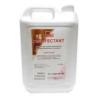Lime Disinfectant 5L | Select Catering Solutions Ltd