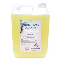 Select Hard Surface Clean 5L | Select Catering Solutions Ltd
