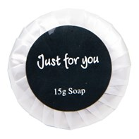 Just For You Soap 15g | Select Catering Solutions Ltd