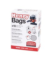 Numatic Henry Spare Vacuum Bags Qty 10 | Select Catering Solutions