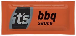 BBQ Sauce Sachet 200x9g | Select Catering Solutions Ltd