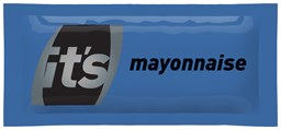Mayonnaise Sauce Sachet 200x9g | Select Catering Solutions Ltd
