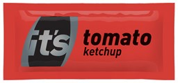 Tomato Sauce Sachet 200x9g | Select Catering Solutions Ltd