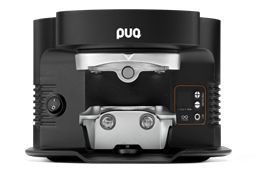 PUQpress M3 Under Grinder in Black | Select Catering Solutions