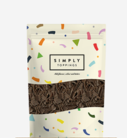 Simply Milk Chocolate Flakes 4x300g | Select Catering Solutions Ltd