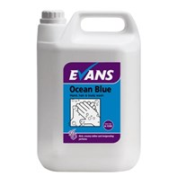 Ocean Blue Hand Soap, Hair & Body Wash, Sea Minerals 5L | Select Catering Solutions Ltd