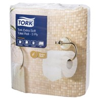 Tork Extra Soft 3ply Toilet Rolls | Select Catering Solutions Ltd
