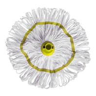 Optima Socket Mop Yellow | Select Catering Solutions Ltd