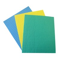 Sponge Cloths Assorted Colours Qty 10 | Select Catering Solutions Ltd