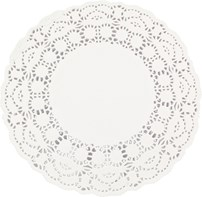 Round Doilies 267mm | Select Catering Solutions Ltd