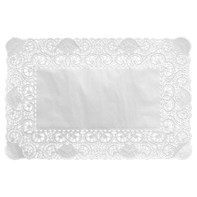 Doyley Rectangle 30 x 40cm White | Select Catering Solutions Ltd