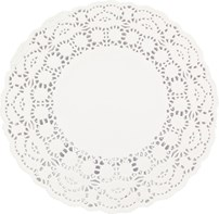 Round Doilies 90mm | Select Catering Solutions Ltd