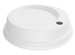 80mm Fibre Hot Sip Lids Qty1800 | Select Catering Solutions Ltd