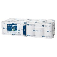 Tork T7 Soft Coreless Mid-size Toilet Roll White 900 sheets x 36 rolls | Select Catering Solutions Ltd