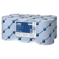 Tork H13 Blue Hand Towel Roll 24.7cm 1 ply | Select Catering Solutions Ltd