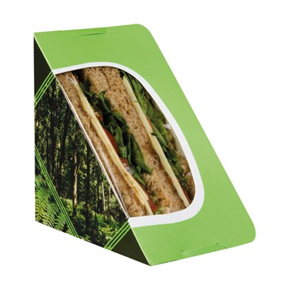 Wildlife Deepfill Self Seal Sandwich Wedge