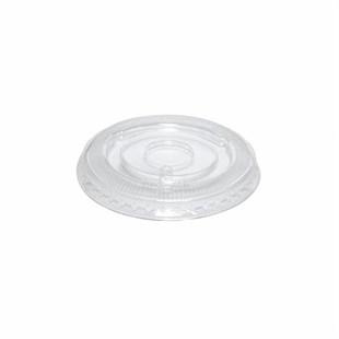 4oz Kraft Portion Cup Flat Lid