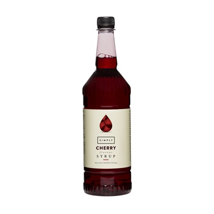Simply Cherry Syrup  1 Litre